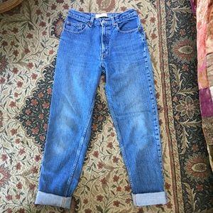 Vintage Gap high waist jeans loose boyfriend fit